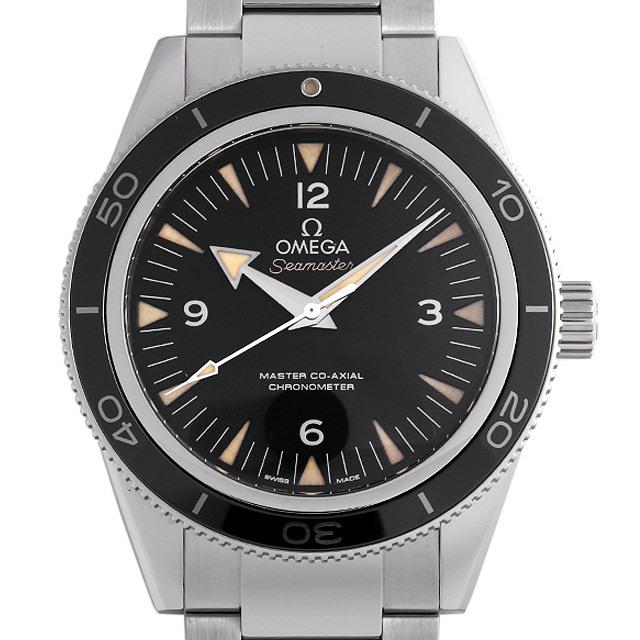 彼氏へのクリスマスプレゼント 高級腕時計 オメガ シーマスター 300M マスターコーアクシャル 233.30.41.21.01.001