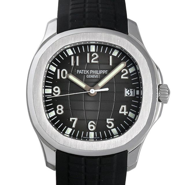 彼氏へのクリスマスプレゼント 高級腕時計 パテックフィリップ アクアノート エクストララージ 5167A-001