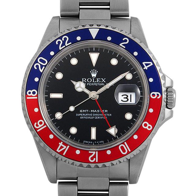 ロレックス GMTマスター 赤青ベゼル 16700 A番