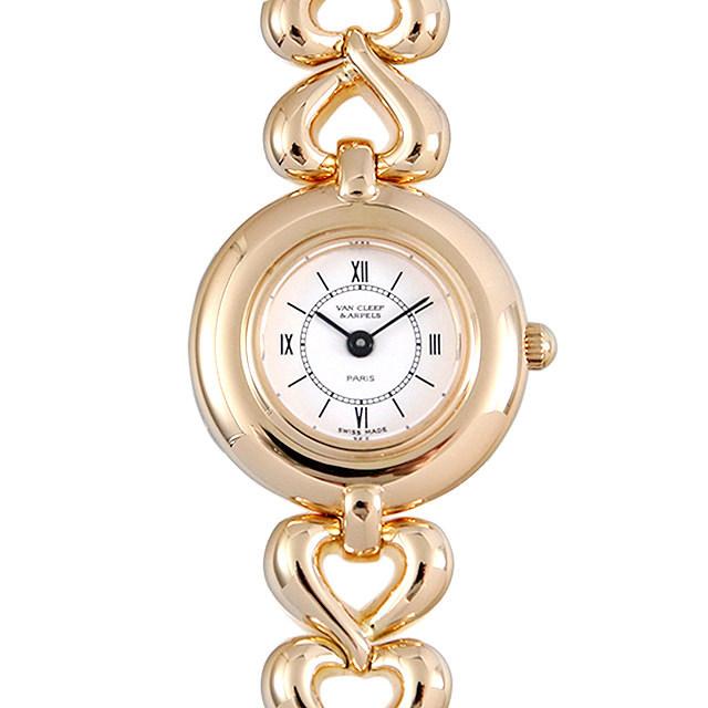 彼女へのクリスマスプレゼント 高級腕時計 ヴァンクリーフ&アーペル クラシック 122962
