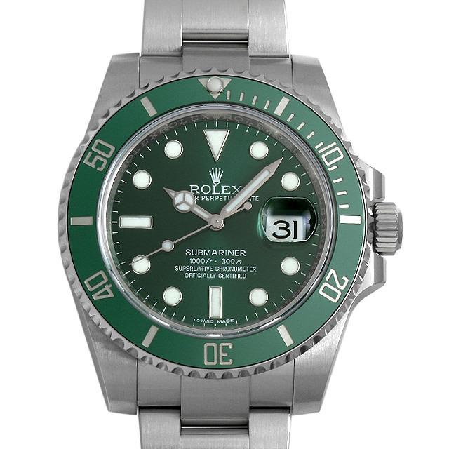 彼氏へのクリスマスプレゼント 高級腕時計 ロレックス サブマリーナ デイト 116610LV