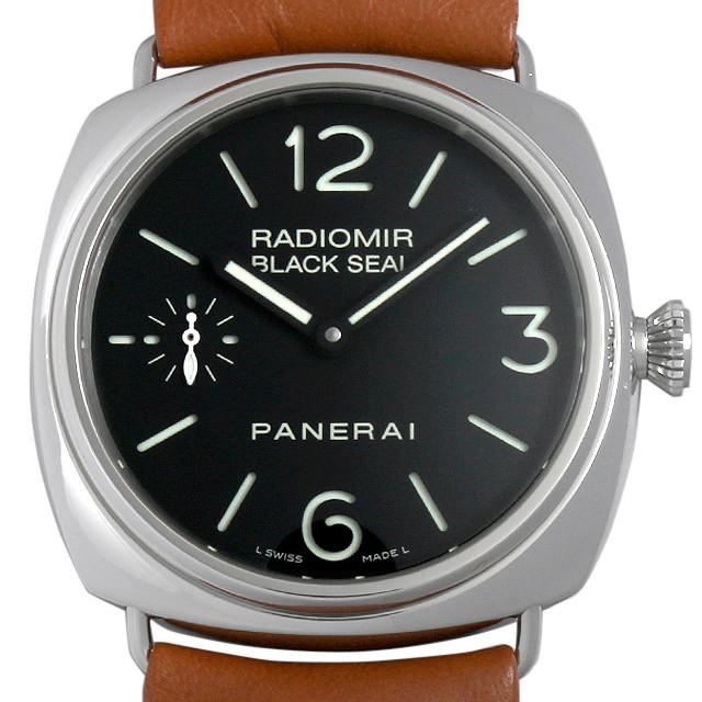パネライ ラジオミール ブラックシール O番 PAM00183 中古 メンズ