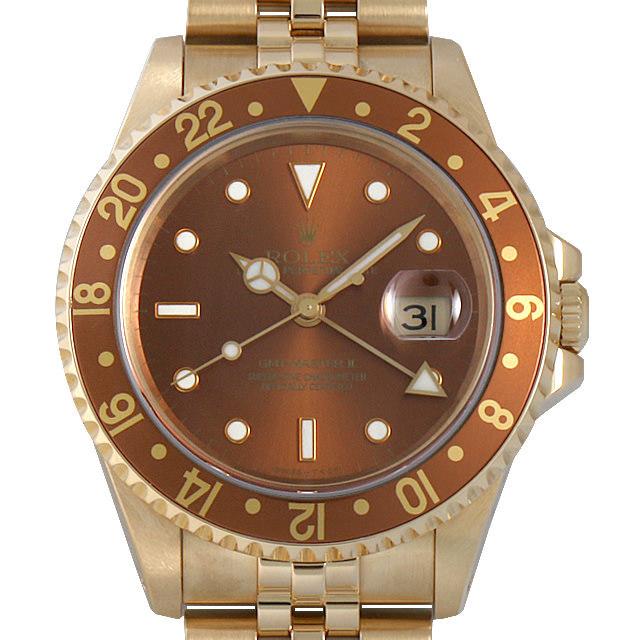 newest collection fcfb2 0c38e 16718 ROLEX(ロレックス) GMTマスターII 中古/中古・新品時計 ...