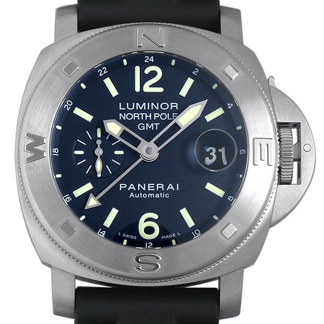 ルミノール ノースポール GMT PAM00252 メイン画像