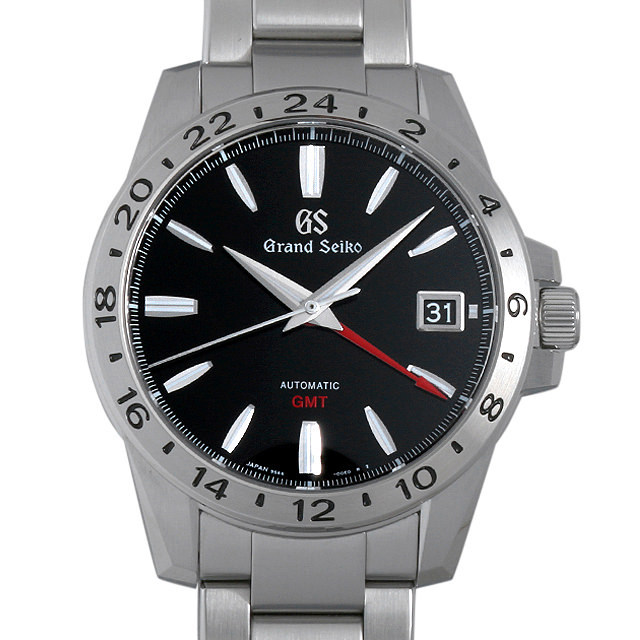 9S メカニカル GMT SBGM227 メイン画像