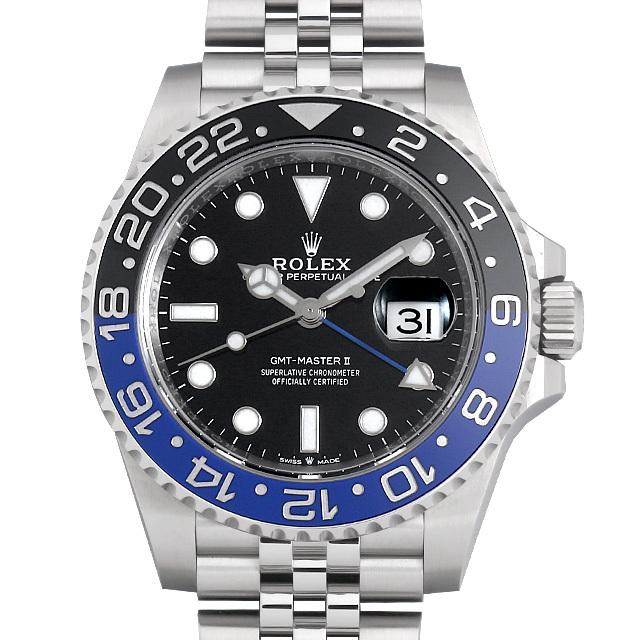 GMTマスターII 126710BLNR メイン画像