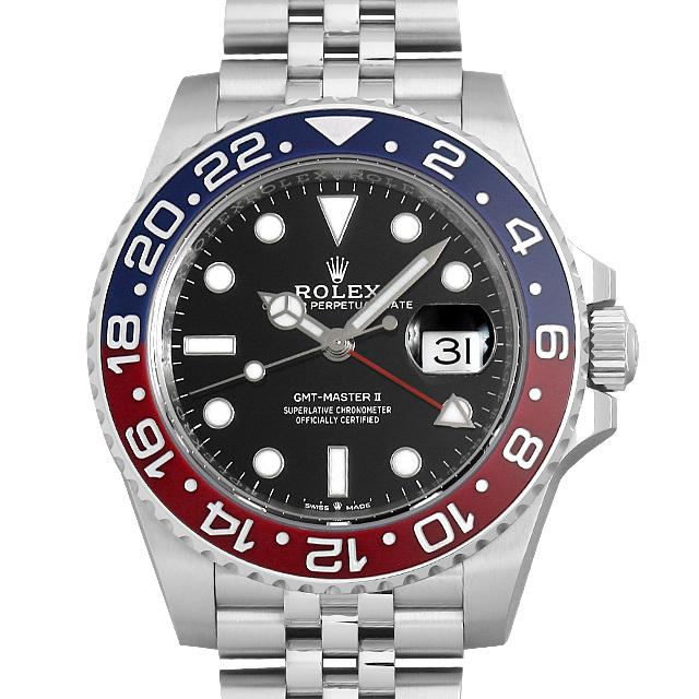 GMTマスターII 126710BLRO メイン画像