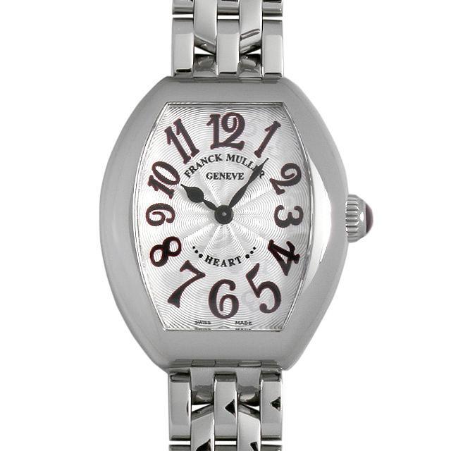 彼女へのクリスマスプレゼント 高級腕時計 フランクミュラー ハートトゥハート 5002SQZJA OAC