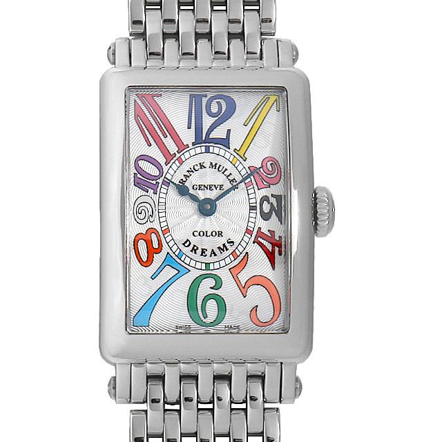 彼女へのクリスマスプレゼント 高級腕時計 フランクミュラー カラードリームス 902QZ COLOR DREAMS OAC