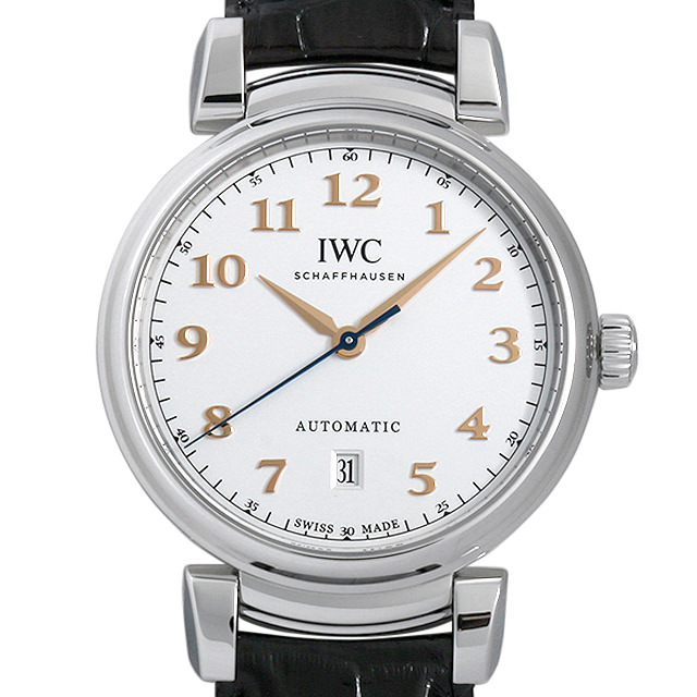IWC ダヴィンチ IW356601 中古 メンズ