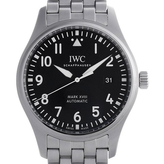 IWC パイロットウォッチ マーク18 IW327011 中古 メンズ