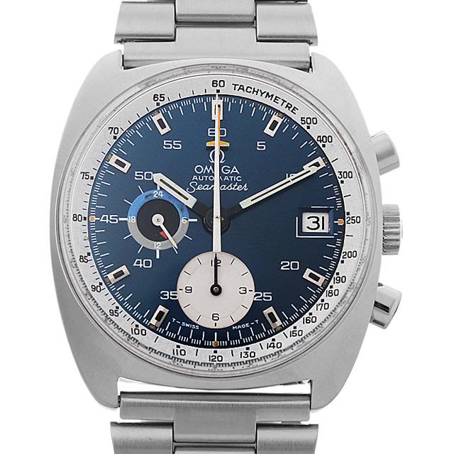 彼氏へのクリスマスプレゼント 高級腕時計 オメガ シーマスター クロノグラフ 176.007