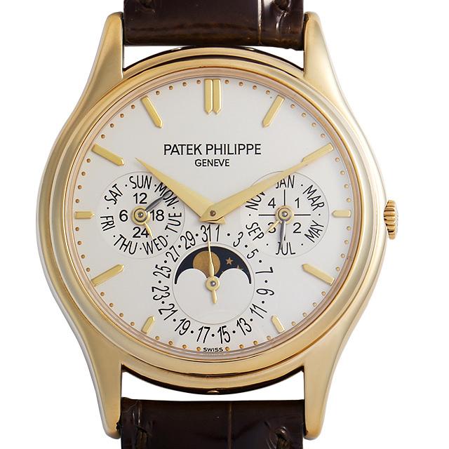 パテックフィリップ パーペチュアルカレンダー 5140J-001 中古 メンズ