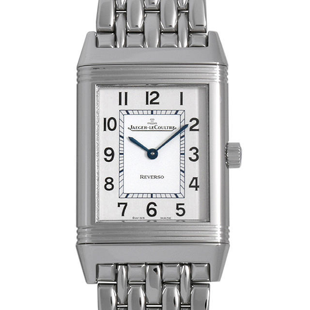 彼氏へのクリスマスプレゼント 高級腕時計 ジャガールクルト レベルソ クラシック Q2508110(252.8.86)