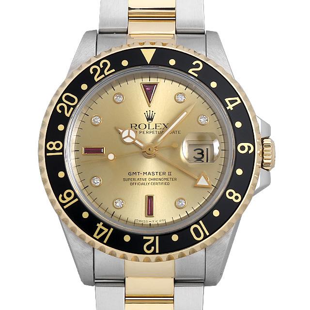 GMTマスターII 16713RG メイン画像