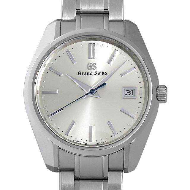 彼氏へのクリスマスプレゼント 高級腕時計 グランドセイコー クォーツ ヘリテージコレクション マスターショップ限定 SBGV205