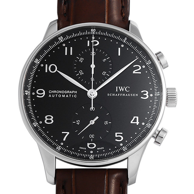 IWC ポルトギーゼ クロノグラフ IW371447
