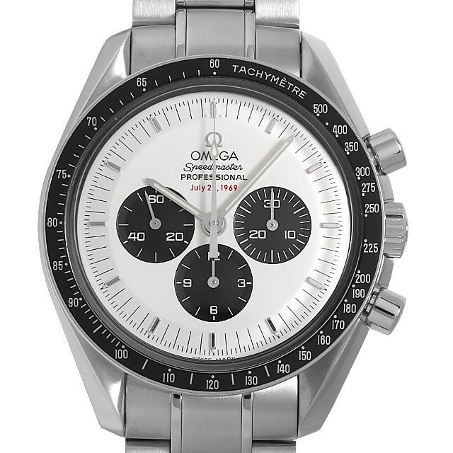スピードマスター アポロ11号35周年 3569.31.00 メイン画像