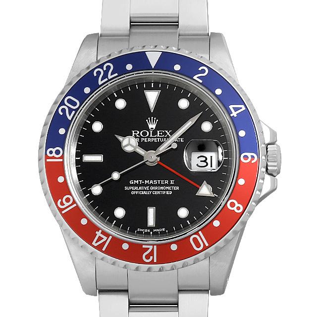 GMTマスターII 赤青ベゼル 16710 メイン画像