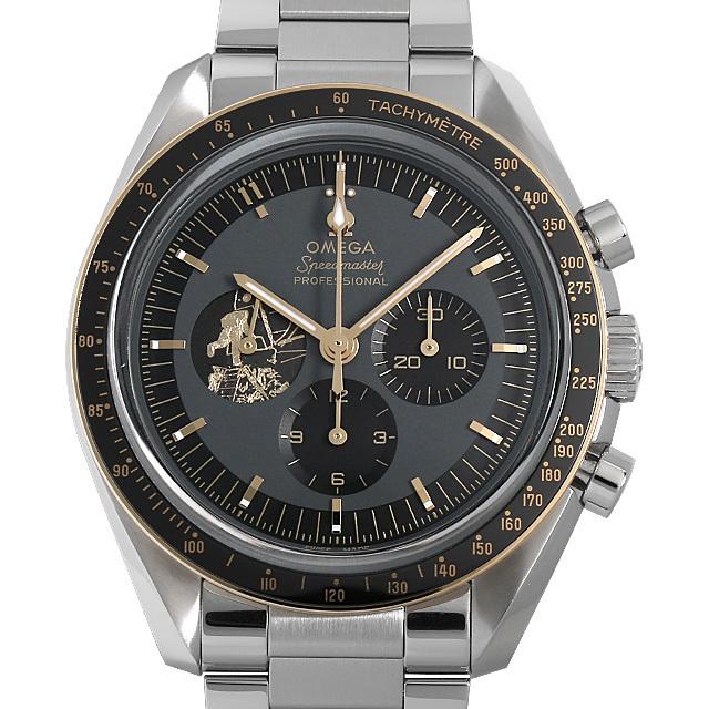 スピードマスター ムーンウォッチ アポロ11号 50周年記念限定 310.20.42.50.01.001 メイン画像