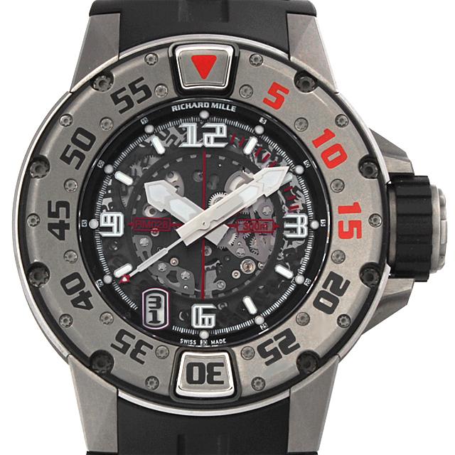オートマティック ダイバーズ RM028 メイン画像