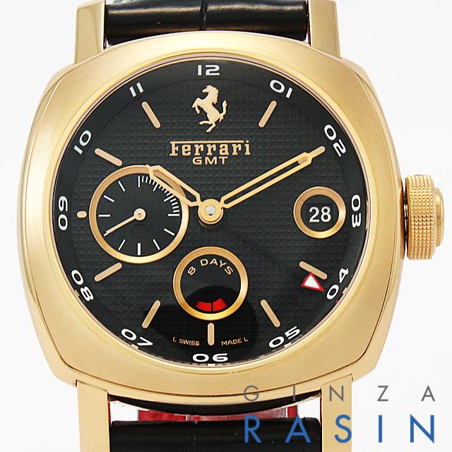 フェラーリ 8デイズ GMT 世界300本限定 FER00007 メイン画像