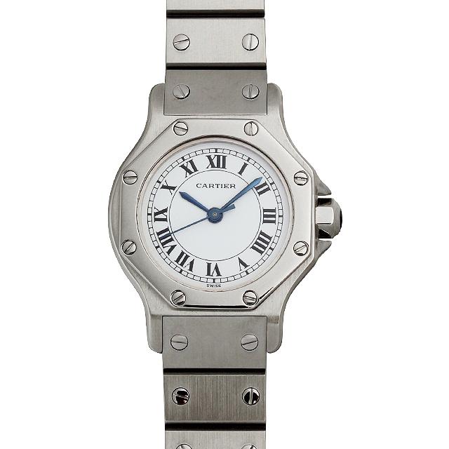 7dc26e7a01 カルティエ サントスオクタゴン   中古&新品時計専門店GINZA RASIN