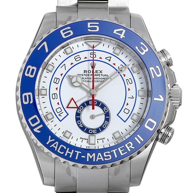 ロレックス ヨットマスターII 116680 最新型 新品 メンズ