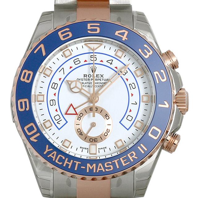 ヨットマスターII 116681 メイン画像