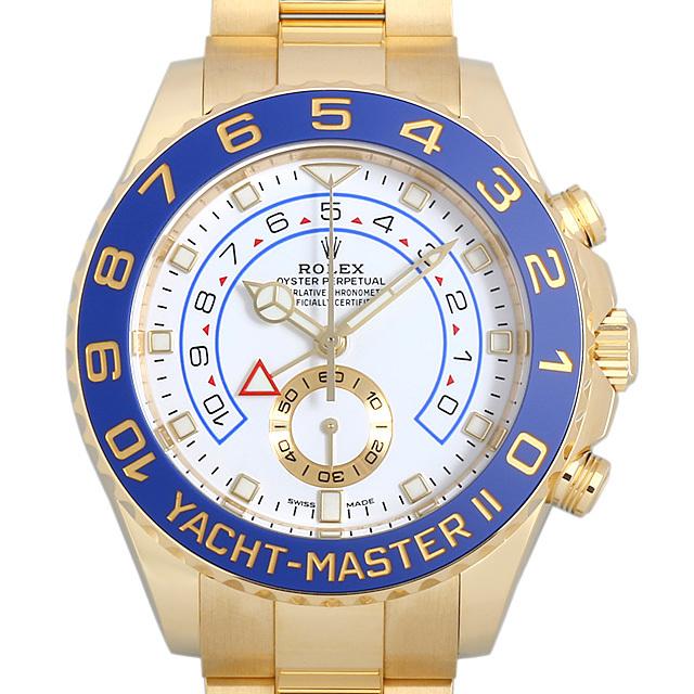 ロレックス ヨットマスターII 116688 新品 メンズ