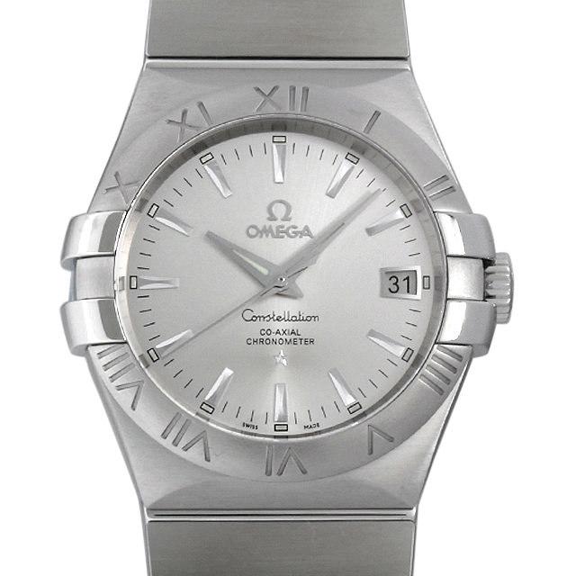 彼氏へのクリスマスプレゼント 高級腕時計 オメガ コンステレーション コーアクシャル 123.10.35.20.02.001
