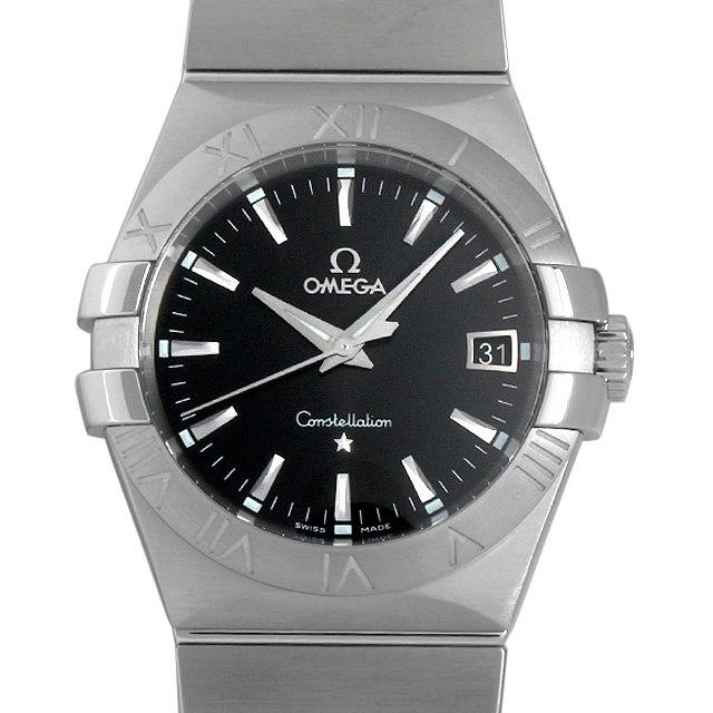 彼氏へのクリスマスプレゼント 高級腕時計 オメガ コンステレーション クォーツ 123.10.35.60.01.001
