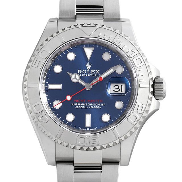 ロレックス ヨットマスター 40 126622 ブルー 新品 メンズ
