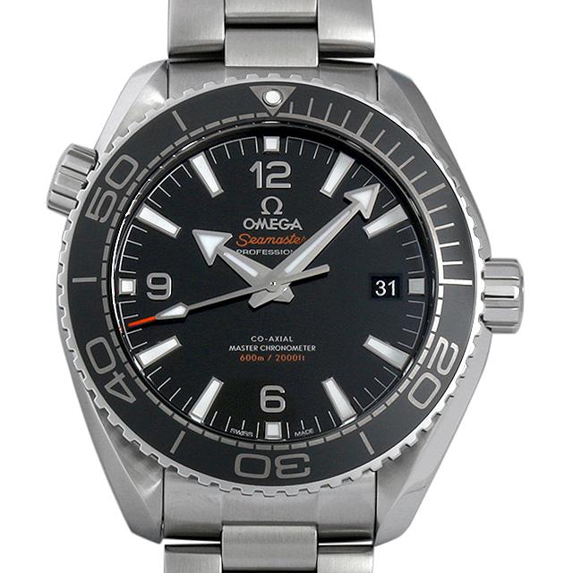 彼氏へのクリスマスプレゼント 高級腕時計 オメガ シーマスター プラネットオーシャン 600M コーアクシャル マスタークロノメーター 215.30.44.21.01.001