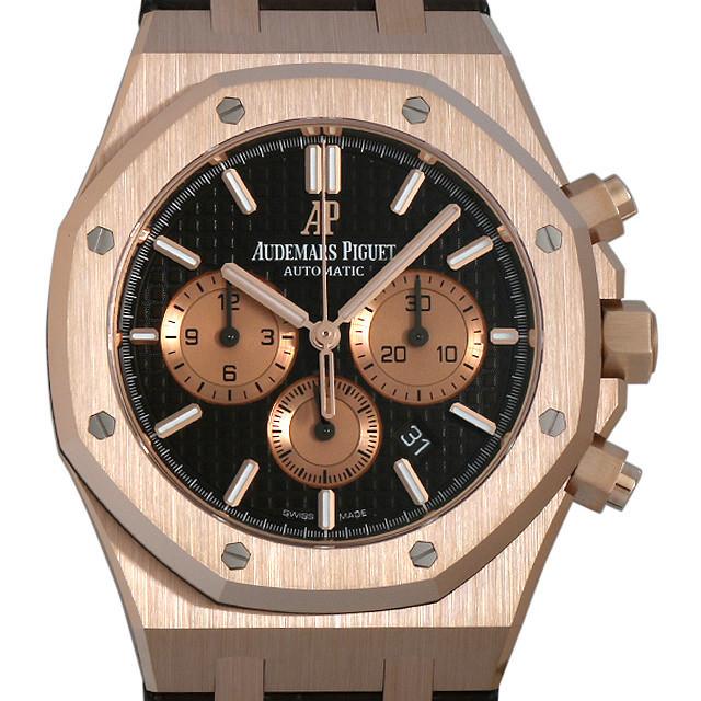 彼氏へのクリスマスプレゼント 高級腕時計 オーデマピゲ ロイヤルオーク クロノグラフ 26331OR.OO.D821CR.01