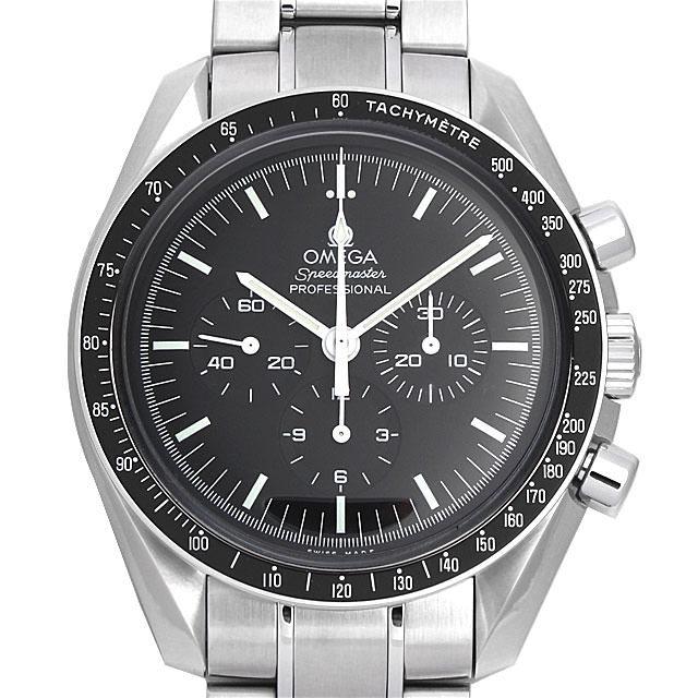 彼氏へのクリスマスプレゼント 高級腕時計 オメガ スピードマスター プロフェッショナル ムーンウォッチ クロノグラフ 311.30.42.30.01.005