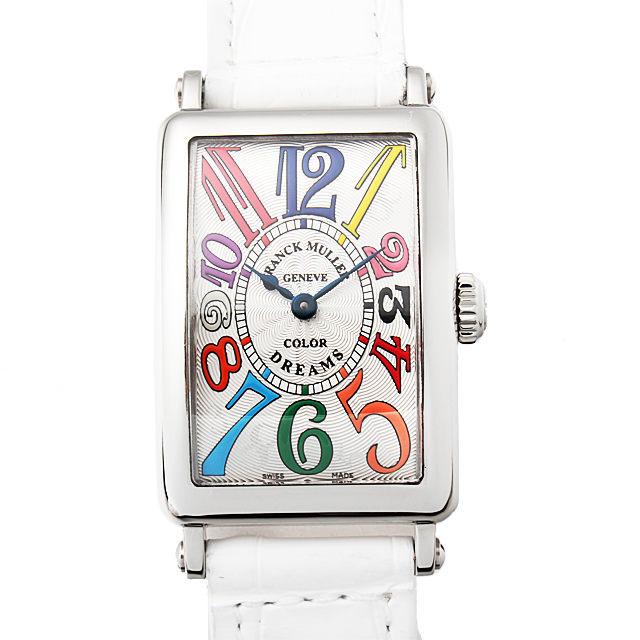 彼女へのクリスマスプレゼント 高級腕時計 フランクミュラー カラードリームス 902QZ CD AC