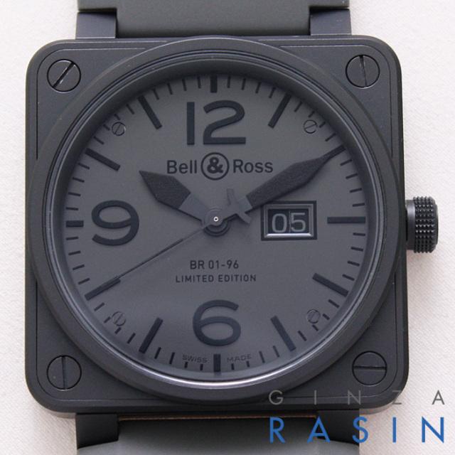 ベル&ロス コマンド 500本限定モデル BR01-96 新品 メンズ