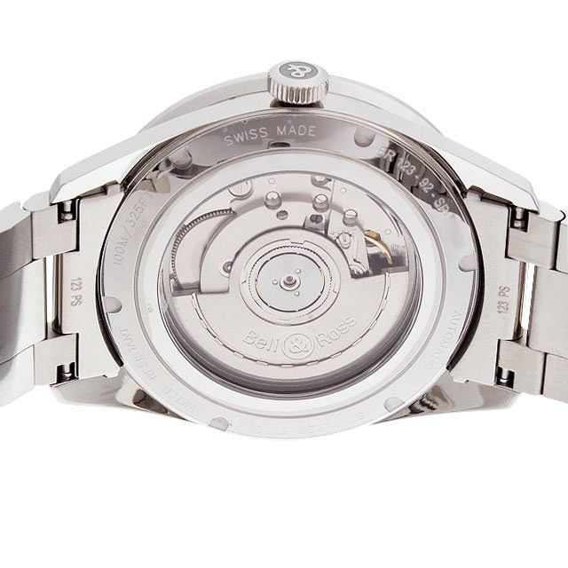 wholesale dealer 8f986 fd29e BR123-92-SP ベル&ロス(Bell&Ross) ヴィンテージ BR123 ...