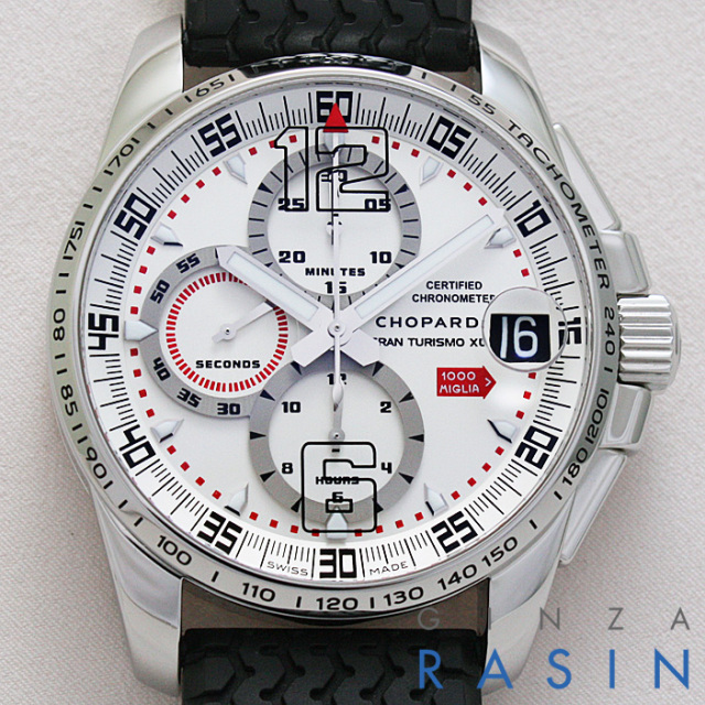 new product 50f12 047a2 新品 Chopard(ショパール)ミッレミリアGT XL クロノグラフ 16 ...