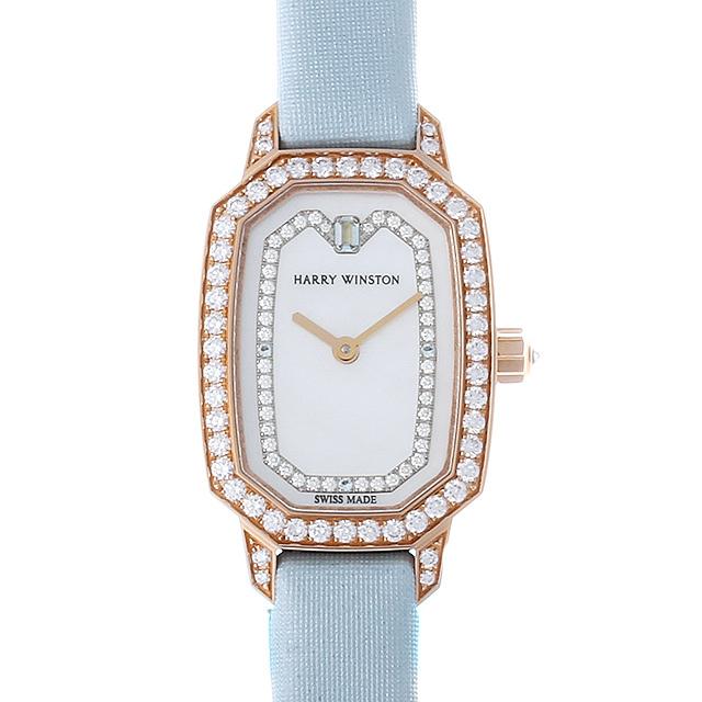 彼女へのクリスマスプレゼント 高級腕時計 ハリーウィンストン エメラルド EMEQHM18RR006