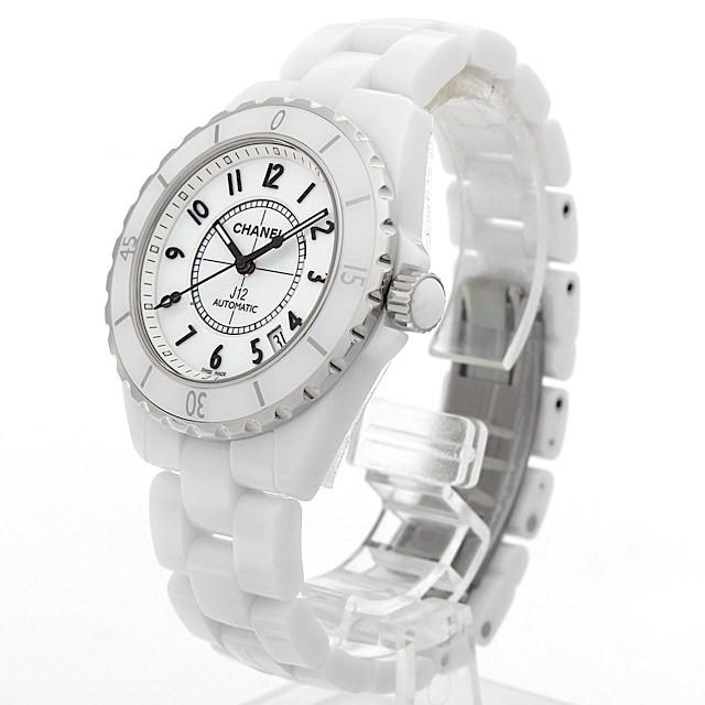 01375100df05 H0970 シャネル(CHANEL) J12 白セラミック 新品/中古・新品時計の販売 ...