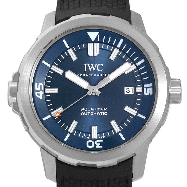 IWC アクアタイマー エクスペディション ジャック=イヴ・クストー IW329005 新品 メンズ