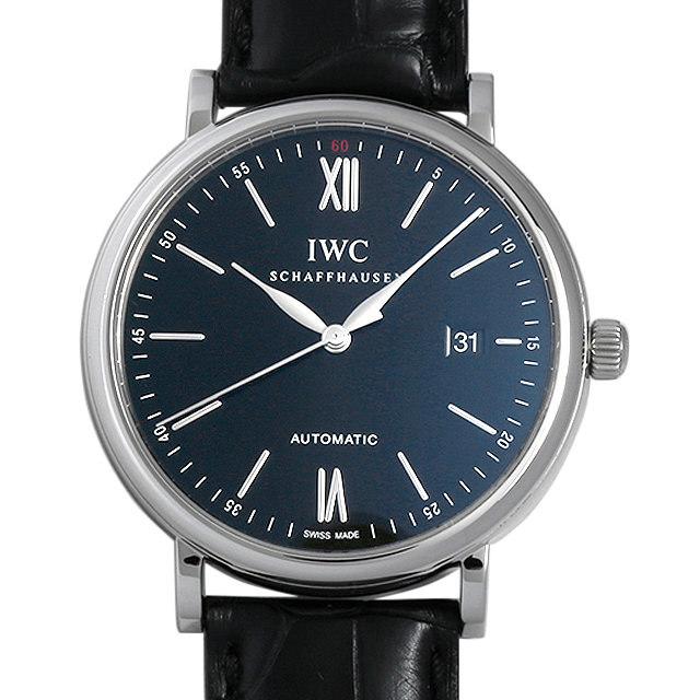 彼氏へのクリスマスプレゼント 高級腕時計 IWC ポートフィノ IW356502