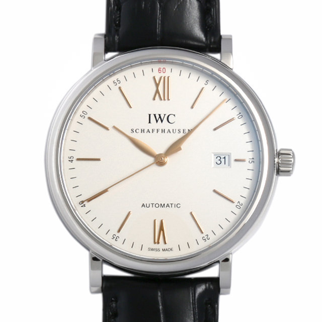 彼氏へのクリスマスプレゼント 高級腕時計 IWC ポートフィノ オートマティック IW356517