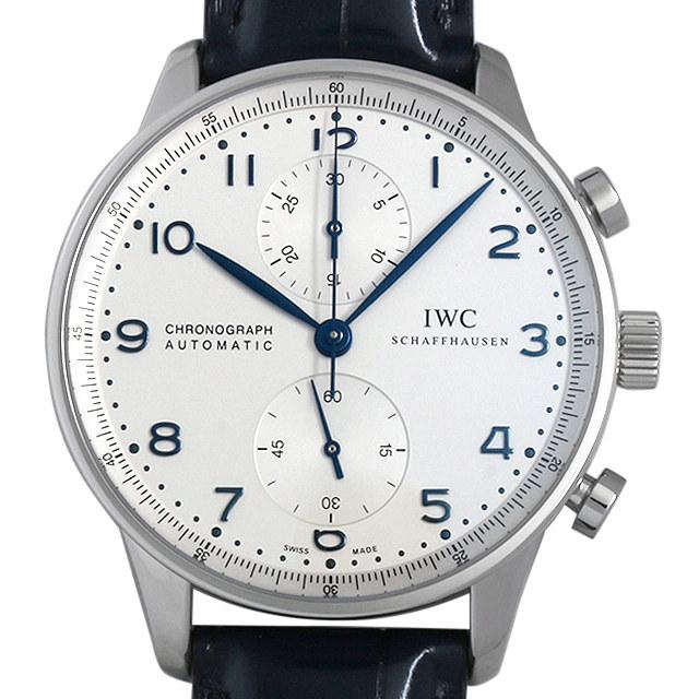 彼氏へのクリスマスプレゼント 高級腕時計 IWC ポルトギーゼ クロノグラフ IW371446