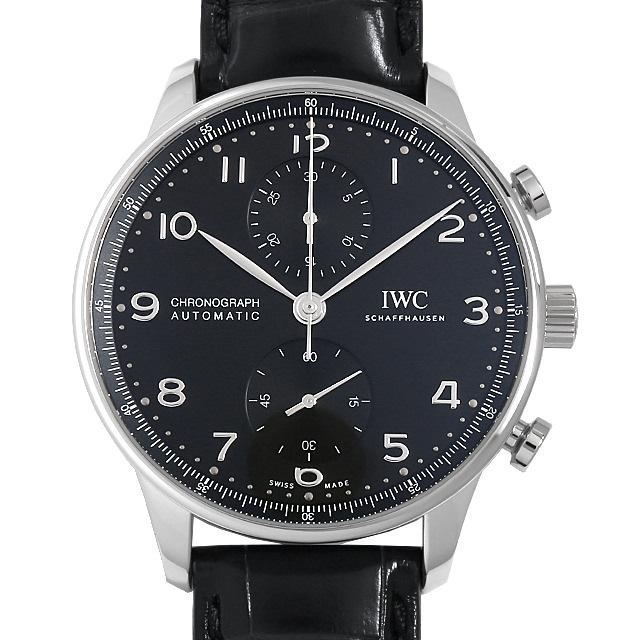 IWC ポルトギーゼ クロノグラフ IW371609 新品 メンズ