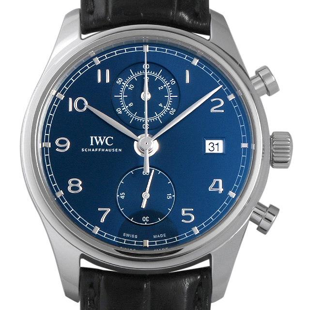 IWC ポルトギーゼ クロノグラフ クラシック IW390303 新品 メンズ