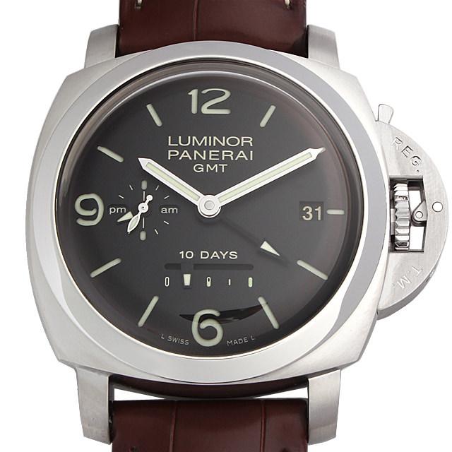 new styles 594d1 a47e4 パネライ(PANERAI) ルミノール1950 10DAYS GMT PAM00270 新品
