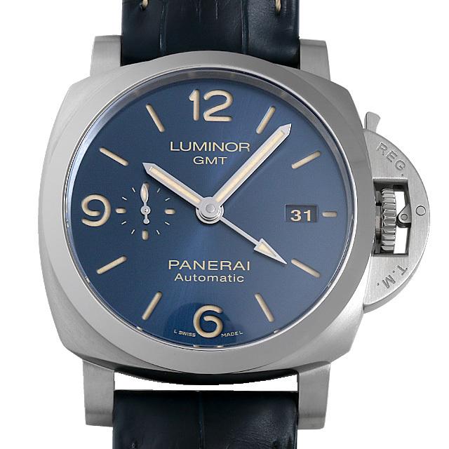 パネライ ルミノール GMT PAM01033 新品 メンズ